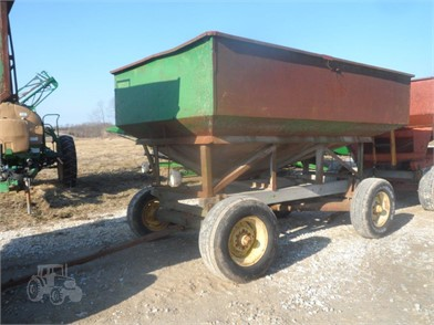PARKER Gravity Wagons For Sale - 205 Listings | TractorHouse