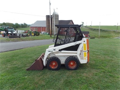 BOBCAT Skid Steers For Sale - 35 Listings | MachineryTrader