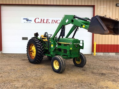 JOHN DEERE 3130 For Sale - 8 Listings | TractorHouse com