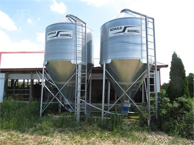 Grain Bins For Sale - 29 Listings | TractorHouse com - Page