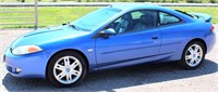 2002 Mercury Cougar, Duratec 2.5L V6-gas eng, auto trans, 2-dr Hatchback, 116,500 miles, 35th Anniv Edition (view 1)