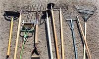 Misc Yard Tools
