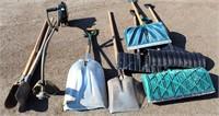 Misc Yard Tools, Scoop Shovels