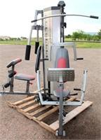 Weider Club 4870 Weight Training Unit (view 2)