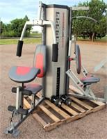 Weider Club 4870 Weight Training Unit (view 3)
