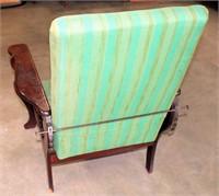Antique Morris Chair (view 2)