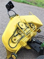 Mower Attachment for JD Tractor/Mower (view 3)