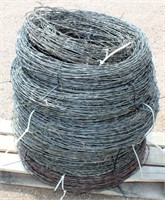 Misc Rolls of Barbed Wire