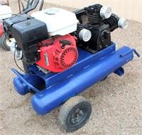 Air Compressor w/Honda Engine