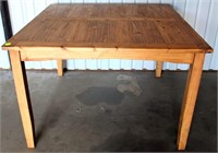 Square Table (view 1)