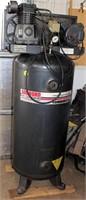 Sanborn Upright Air Compressor, 5-hp, 140-psi