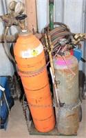 Gas Welding Unit