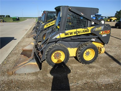 NEW HOLLAND Skid Steers For Sale - 2211 Listings