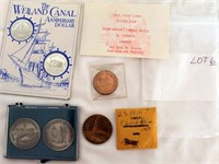Coin Lot 6 -  Misc Coins