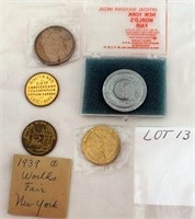 Coin Lot 13 -  Misc Coins