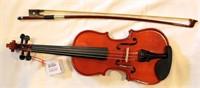 DiPalo Violin w/case (view 1)