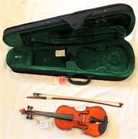 DiPalo Violin w/case (view )