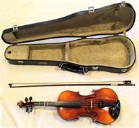 Antonius Stradivarius Violin, no. 7705 (view 2)
