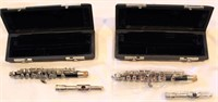 (2) Oxford Piccolo's w/cases (1 used very little, 1 new)