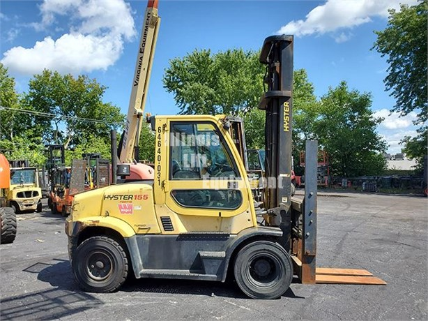 HYSTER Lifts For Sale - 1934 Listings | LiftsToday com