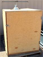 Calf Hot Box