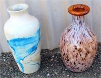 2- Vases