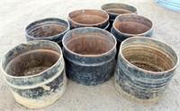 1/2 Barrel Feeders