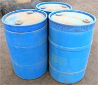 3- Gymkhana Barrels