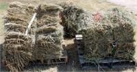 Misc Broken/Tied Grass Bales (view 1)