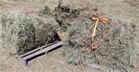 Misc Broken/Tied Grass Bales (view 2)