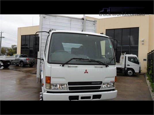 2003 Mitsubishi Fuso FK617 - Trucks for Sale