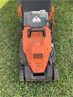 Black and Decker 12 Amp Lawnmower