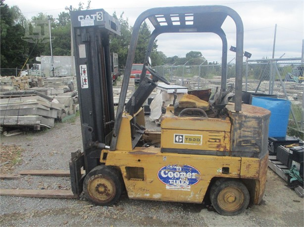 CATERPILLAR T50 Forklifts For Sale - 6 Listings   LiftsToday