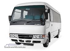 Fuso Rosa Deluxe LWB 25 Seat Auto Bus