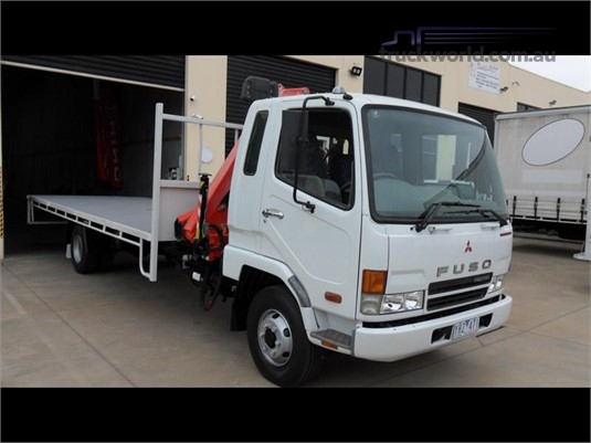 2007 Mitsubishi Fuso FK617 - Trucks for Sale