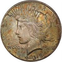 $1 1935-S PCGS MS65 CAC