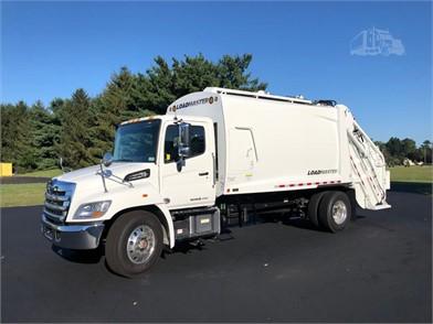 Trash Trucks For Sale >> Hino Packer Garbage Trucks For Sale 16 Listings