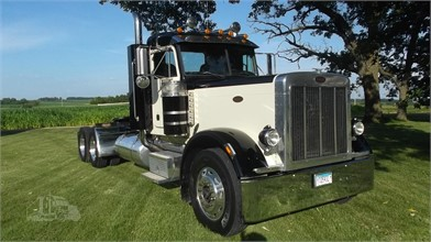 PETERBILT 379EXHD Conventional Day Cab Trucks For Sale - 44
