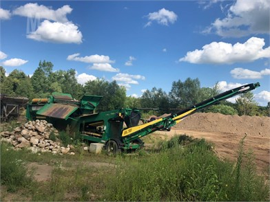 MCCLOSKEY Screen Aggregate Equipment For Sale - 201 Listings