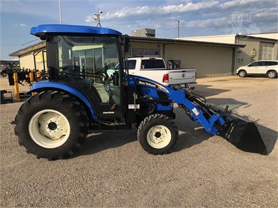NEW HOLLAND TC45 For Sale - 16 Listings | TractorHouse com