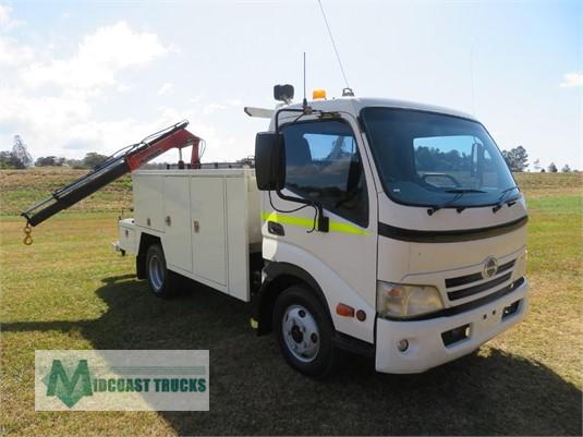 2009 Hino 300 Series 616 Midcoast Trucks - Trucks for Sale