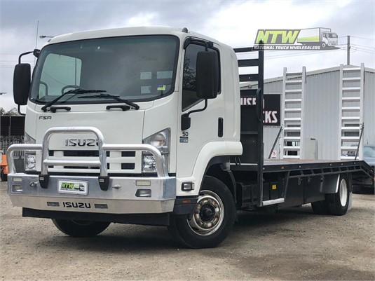 2014 Isuzu FSR 850 National Truck Wholesalers Pty Ltd  - Trucks for Sale