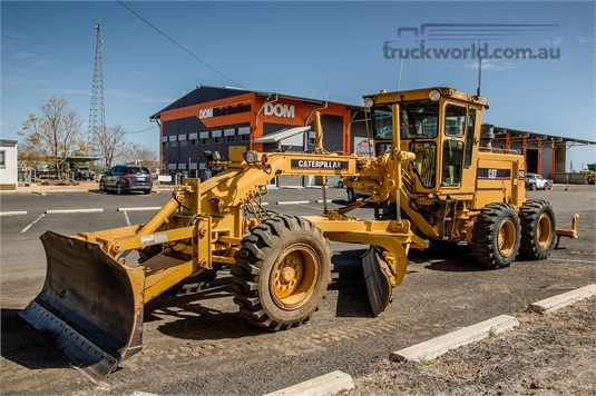 1993 Caterpillar 140G - Heavy Machinery for Sale
