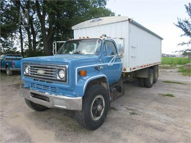 CHEVROLET Farm Trucks / Grain Trucks For Sale - 59 Listings