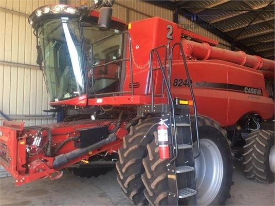2017 Case Ih 8240 - Farm Machinery for Sale