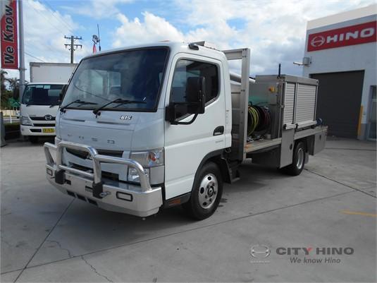 2013 Mitsubishi Canter City Hino - Trucks for Sale