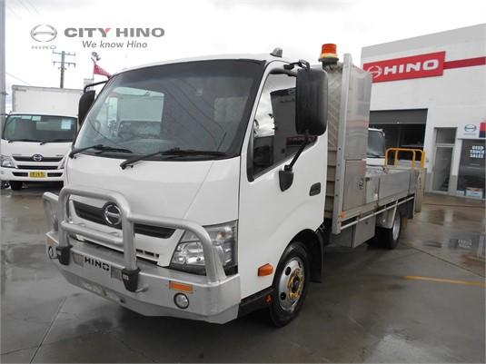 2012 Hino 300 Series City Hino - Trucks for Sale