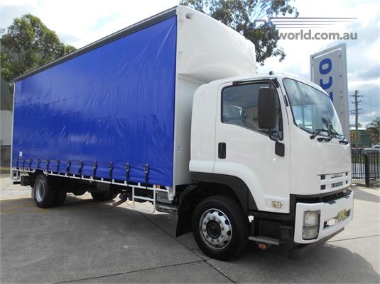 2012 Isuzu FTR - Trucks for Sale