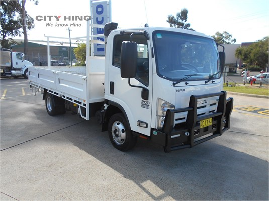 2015 Isuzu NPR City Hino - Trucks for Sale