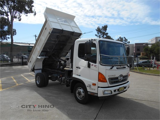 2015 Hino 500 Series City Hino - Trucks for Sale